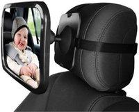 Used Baby Car Mirror , BABY & MAM USA in Dubai, UAE