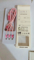 Used Urgently sale charging cable 3 pin  in Dubai, UAE