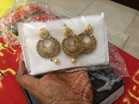 Used Zaveri pearl jewelry  in Dubai, UAE
