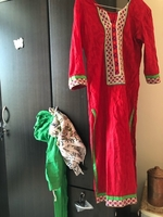 Used Cotton suit lovely in Dubai, UAE