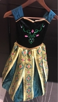 Used New Disney frozen dress size 8 in Dubai, UAE