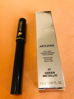 Used Lancôme eyeliner green metallic code 07 in Dubai, UAE