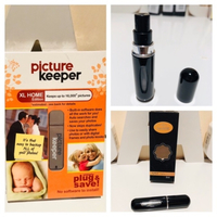 Used Picture keeper & perfume Atomizer  in Dubai, UAE