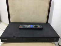 Used 300 W Samsung DVD player for home th  in Dubai, UAE