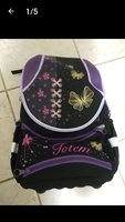 Used Nice butterflies school bag for your kid in Dubai, UAE