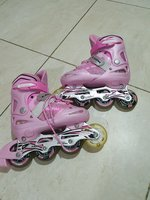 Used Skates Shoes ( Size 34 to 37 ) Pink in Dubai, UAE