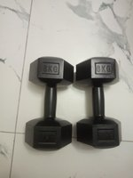 Used Dumbbells 6 kg each in Dubai, UAE
