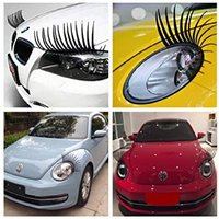 Used Car eyelashes cute design in Dubai, UAE