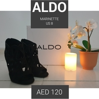 Used ALDO SHOES MARINETTE in Dubai, UAE