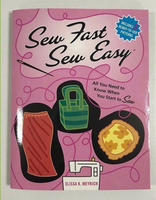 Used Book: Sew Fast, Sew Easy in Dubai, UAE