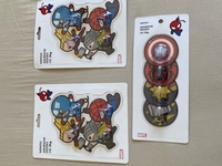 Used Avengers door hooks/hangers set of 3 in Dubai, UAE