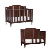 Used Pottery Barn Catalina Crib + toddler bed in Dubai, UAE