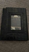 Used Photo album black leather in Dubai, UAE