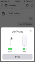 Used AirPod in Dubai, UAE