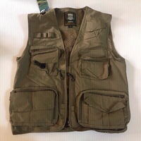Used Outdoor lightweight mesh fabric vest in Dubai, UAE