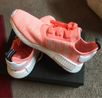 Used Adidas NMD SUNGLOW Sneakers  in Dubai, UAE