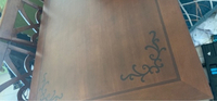 Used Dining table with 6 chairs in Dubai, UAE