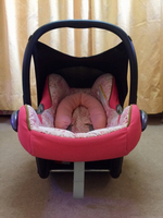 Used Baby Car Seat + Feeding Chair (2 ITEMS) in Dubai, UAE