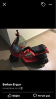 Used Peg Perego Kids motorcycle (+2 years) in Dubai, UAE