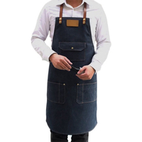 Used Denim Apron/ in Dubai, UAE
