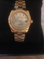 Used Rolex wristwatch ⌚️ for women  in Dubai, UAE