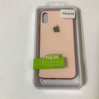 Used Anti -fall iPhone case Rose gold xs/x  in Dubai, UAE