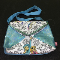 Used Color Me Mine Frozen sling bag in Dubai, UAE