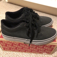 Used Vans Black Trainer Shoes in Dubai, UAE
