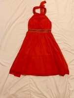 Used Attractive red short dress from New look in Dubai, UAE