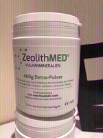 Used ZeolithMED 800g detox powder in Dubai, UAE