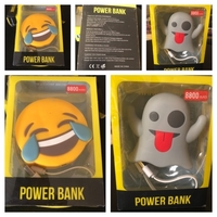 Used 2 Emoji 👻😂 Mobil power supply 8000mAh in Dubai, UAE