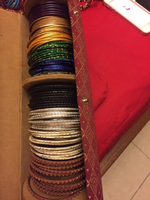 72 Metal Bangles 2.4 size prize for all