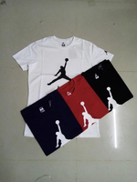 Used Jordan tshirt 4 pcs in Dubai, UAE