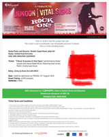 Used 10 Bollywood park entry for 23rd event in Dubai, UAE