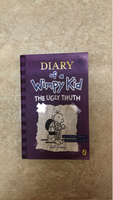 Used Diary of a Wimpy Kid: THE UGLY TRUTH. in Dubai, UAE