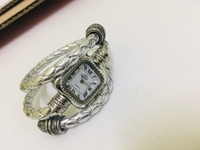 Used watch for ladies silver  in Dubai, UAE