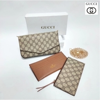 Used Gucci 1 set 3 pcs with box  in Dubai, UAE