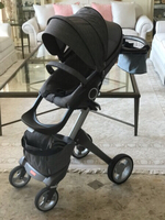 Used Stokke Xplory stroller newborn set in Dubai, UAE