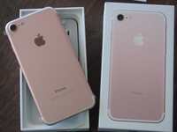 Used Apple iPhone 7 32gb rose gold  in Dubai, UAE