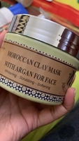 Used Morrocon clay with argan and rose superb in Dubai, UAE