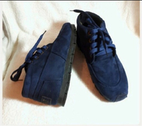 Used Sneakers blue brand new size 37 in Dubai, UAE