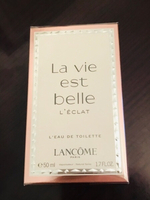 Used Lancôme perfume EDT, 50 ml for women in Dubai, UAE