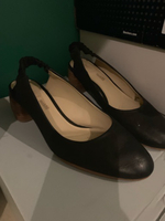 Used Clarks shoes size 38 in Dubai, UAE