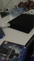 Used PS4 system and 10 PS4 games in Dubai, UAE