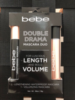Used New original Bebe double mascara set  in Dubai, UAE
