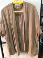 Used Suede top in Dubai, UAE