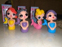 Used Hot Offer: L.O.L baby Mermaids Set in Dubai, UAE