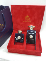 Used Amouage set for Him and Her , EDP, 100ml in Dubai, UAE