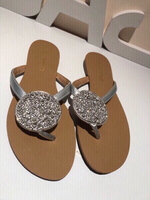 New influence slippers size 40