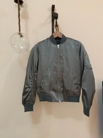 Used 80's style vintage bomber jacket  in Dubai, UAE